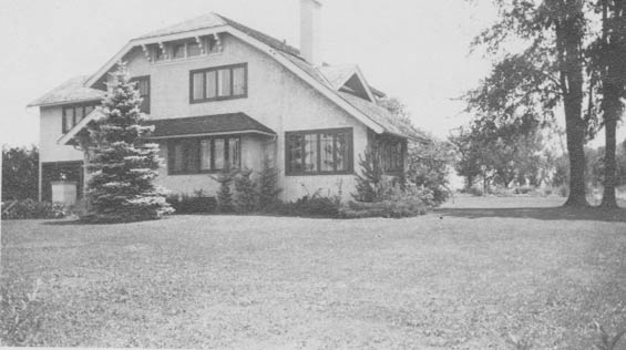 William Hyde McMullen Childhood Home, Date Unknown (Source: Barnes)