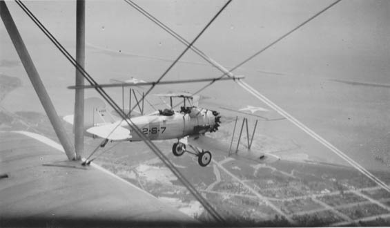 Corsairs in Formation, Ca. 1928-30 (Source: Barnes)
