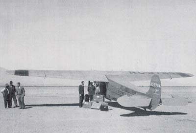 Fokker Super Universal NC9724 at Tucson, Date Unknown (Source: AHS)