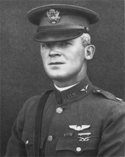 Major Hap Arnold, Ca. 1917 (Source: SDAM)