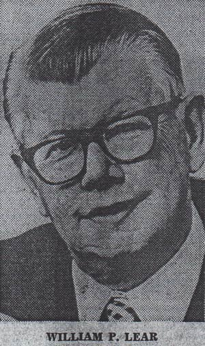 Bill Lear, From His 1978 Obituary (Source: The Washington Post)