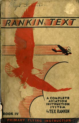Ranking Flying School Text, 1934 (Source: Goettsch)