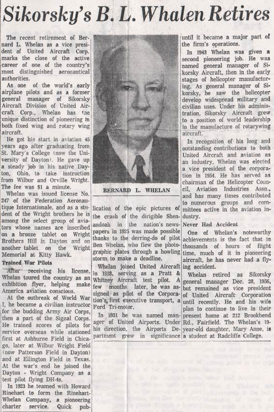 Hartford (CT) Courant, January 18, 1959 (Source: NASM)