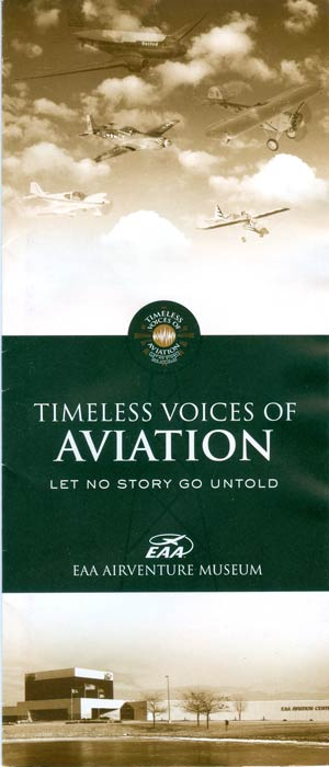 Timeless Voices of Aviatioin